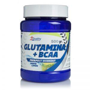 glutamina+bcaa-500gr