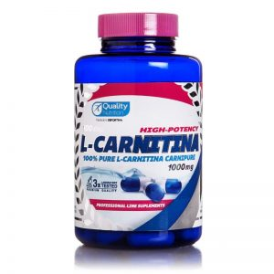 L-Carnitina cápsulas