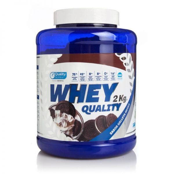 Proteínas whey galleta 2kg