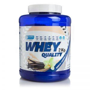 Proteínas whey vainilla 2kg